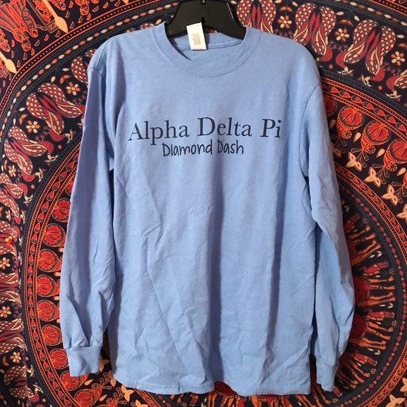 ADPi Ronald McDonald House Diamond Dash Shirt